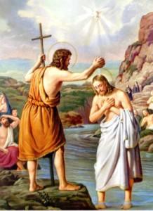 baptism for jan 13