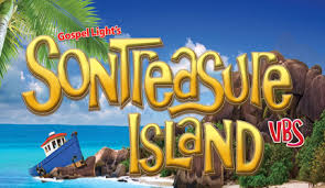 sontreasure island bible camp