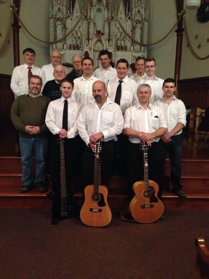 mens choir