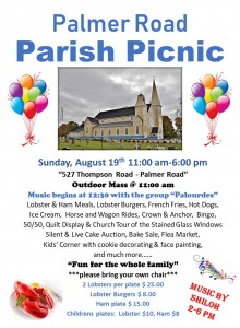 PARISH PICNIC  @ Immaculate Conception Church, Palmer Road | New York | United States
