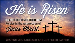 Easter Sunday April 21, 2019